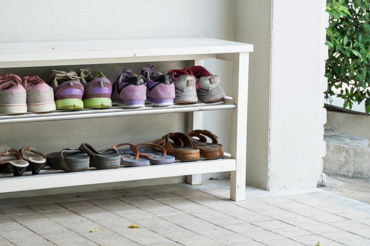 9 tips for en ryddig gang ryddemagi harmoni til hjemmet. Black Bedroom Furniture Sets. Home Design Ideas