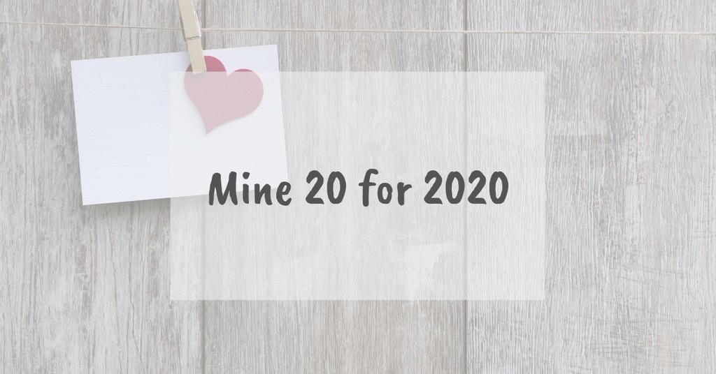 Lag din egen 20 for 2020-liste